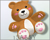 S| Cute Teddy Bear