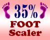 Resizer 35% Foot