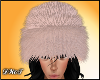 D- Fur Pink Hat