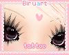 [BA]Kawaii Tattoo Heart~