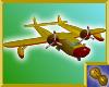 Flying Cargo Seaplane L
