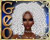 Geo Fuzzy white