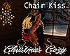 [M] Christmas Chair Kiss