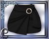 Wrap Skirt Black RL