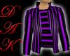 The Purple Rave Vest