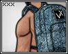 [X] Blue Backpack. F+M!