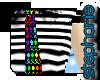 [S] Color Me Rainbow Tie