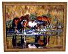 Wild Horses Framed