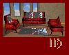 rock janis pose sofa set
