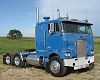 Cabover Pete Chair Set