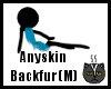 Anyskin Backfur (M)