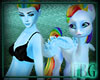 *FBG* MLP Rainbowdash