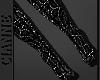 Web Glitter boots rl