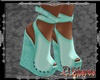 [DS] Spirit Wedges Aqua