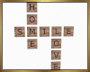 Scrabble Wall Derive