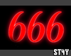 666 | Neon