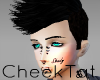 |KZ| Shady Cheek Tattoo