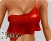 XShine Red Vinyl Top