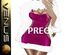 ~V~Xmas Dress PREG P/W