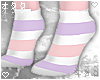 ☯Purple/Pink-Socks☯