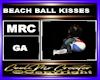 BEACH BALL KISSES