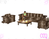 [CCQ]C:Sofa Set w/Table