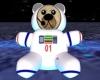 Sunshine Space Bear Toy