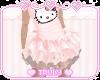 >T< layerable tutu pink