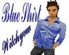 SHIRT M Blue