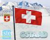 GSTAAD SWITZERLAND FLAG
