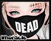 ✘Mask | Dead