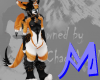 Furry Anyskin Dutch Angel Dragon