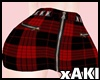 *Y* Punk Skirt Red