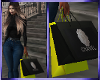 Mz. Shopping bags/left