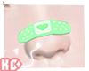 Ko ll Band Aid Nose Gree