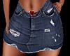 Mini Jupe Jean's...