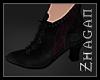[Z] Rey Shoes wine