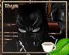 Blk Panther Mask Pt.1