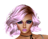 Hair Pink Brown Lizzy 4