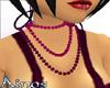 {A}Lk Berry Collar