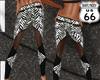 SD Zebra Leggings
