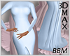 3D Veil Gown BBM