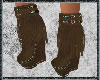 ~H~Native Boots Brown