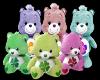 (J) carebear toys