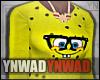 YN. SpongeBob Sweater #7