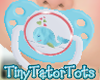 Kids Whale Pacifier