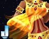 Sun Goddess Gown