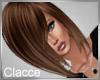 C amber  brown hair