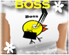 *S* Boss Chick White