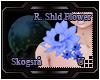 Skogsrå R. Shld Flower